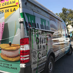 custom Food Truck  Manufacturer